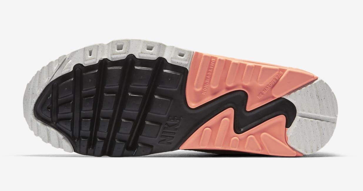 Nike Air Max 90 GS AJ2776-001 (Sole)
