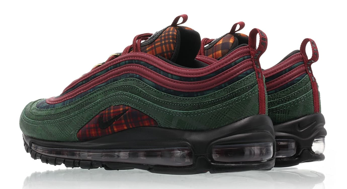 fe959719d1430a Image via Titolo Nike Air Max 97  Team Red Midnight Spruce  AT6145-600 1