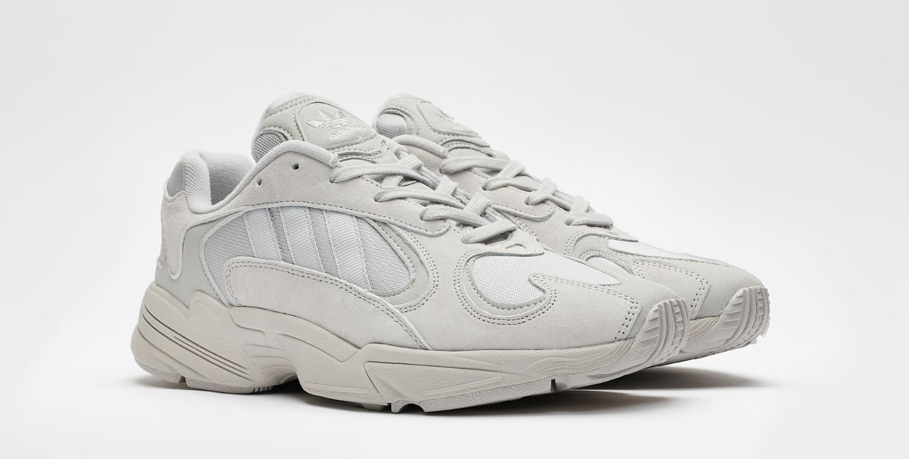 Adidas Yung 1 'Grey Two' F37070 (Sneakersnstuff Exclusive)