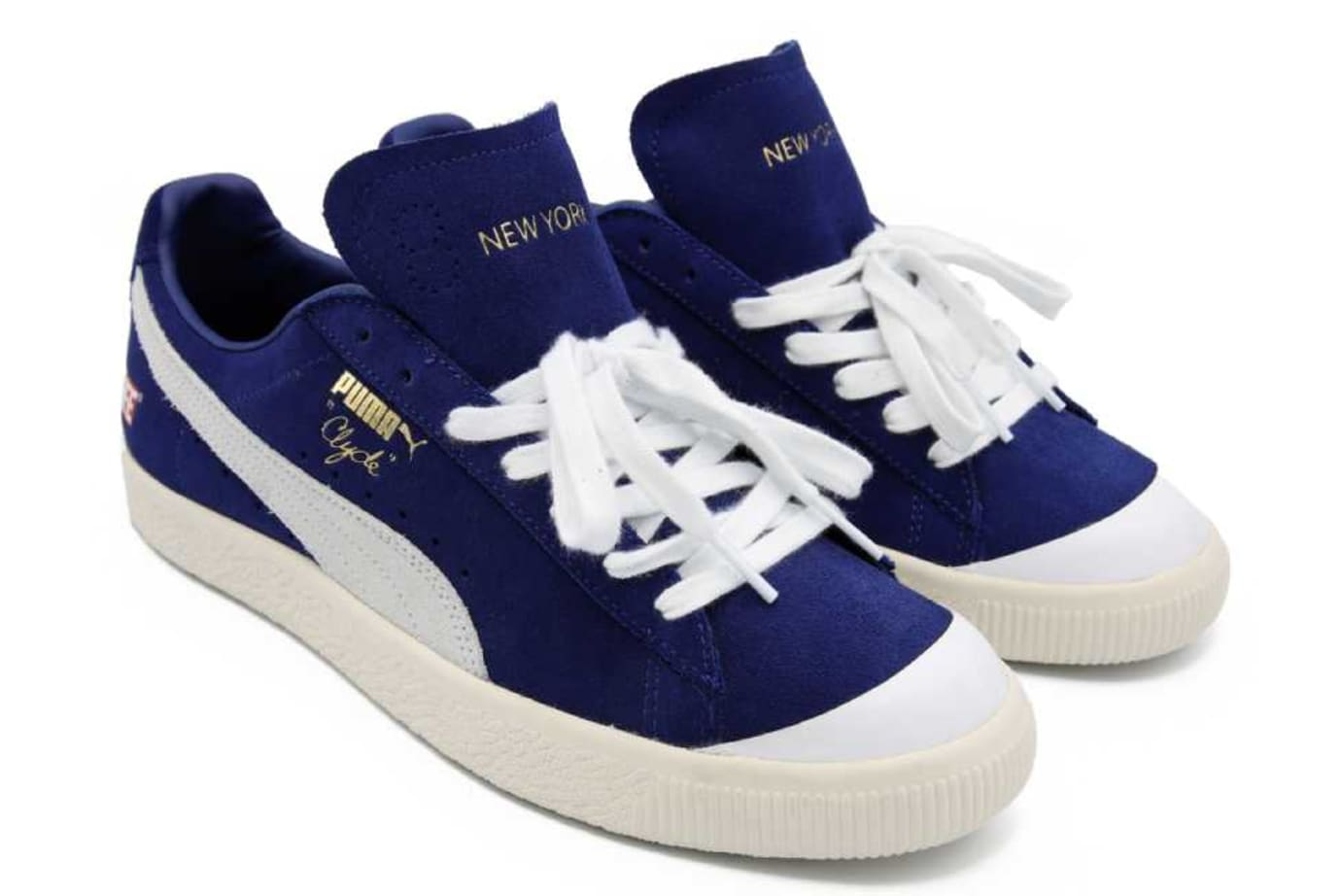 ALIFE x Puma Clyde Blue Release Date Front