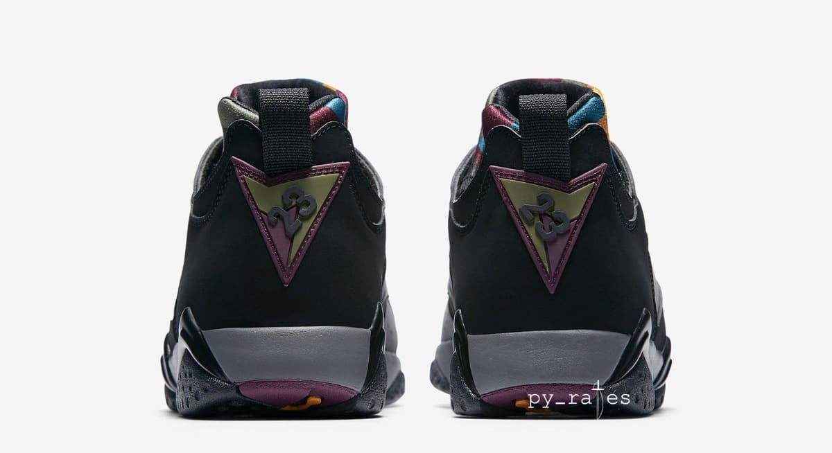 bf16b78cee31 Air Jordan 7 Low NRG  Bordeaux   Bright Concord   Taxi  Release Date ...