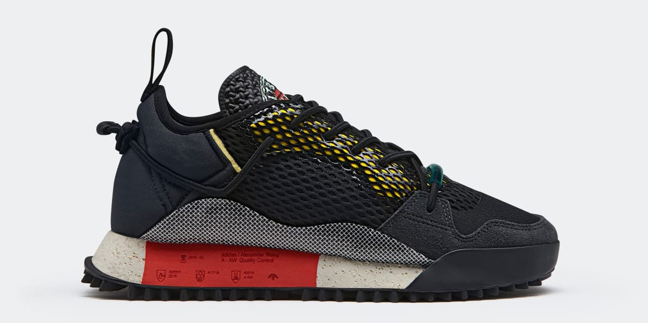 Alexander Wang x Adidas AW Reissue Run B43597 (Lateral)