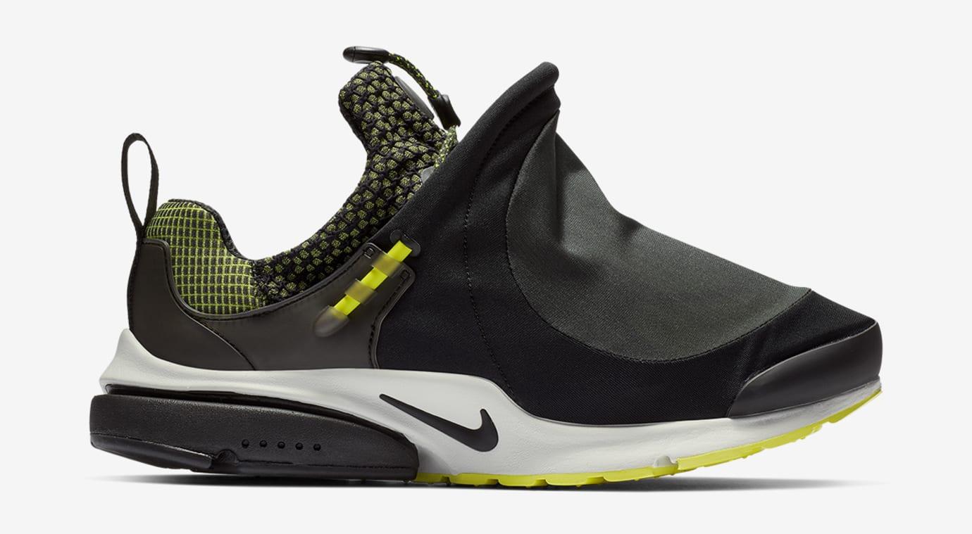 Comme des Garçons x Nike Air Presto Foot Tent 'Neon' (Lateral)