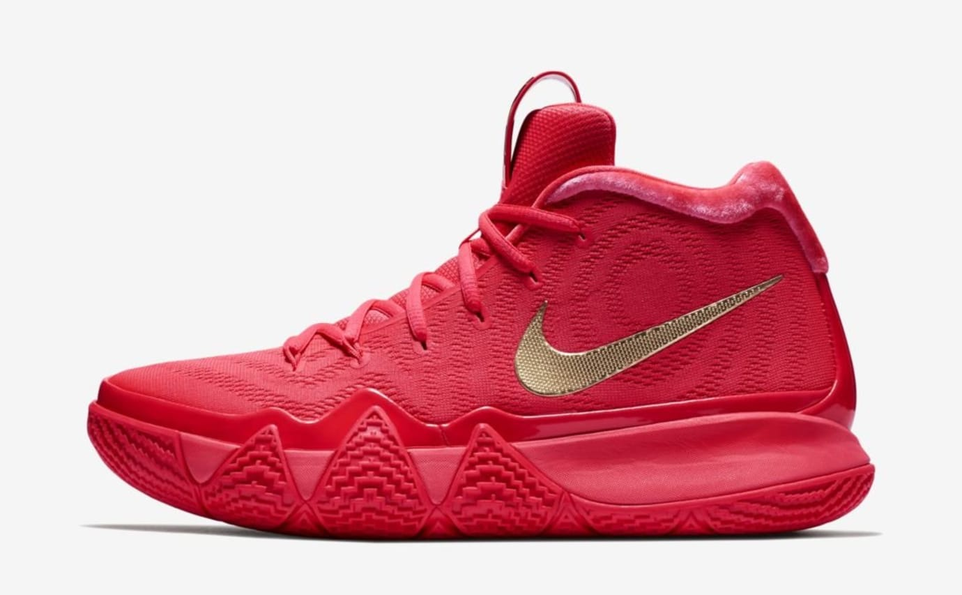 Nike Kyrie 4 'Red Carpet' (Lateral)