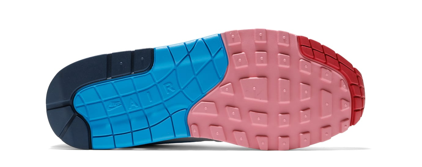 fcc6d8c108c Parra x Nike Air Max 1  White Pure Platinum  AT3057-100 Release Date ...