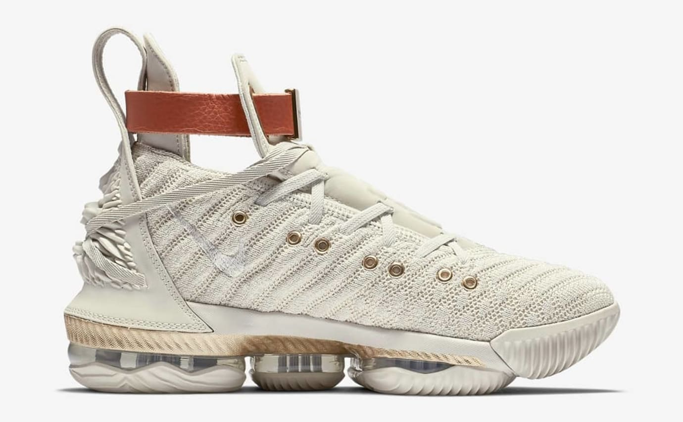 Nike LeBron 16 HFR Release Date Medial