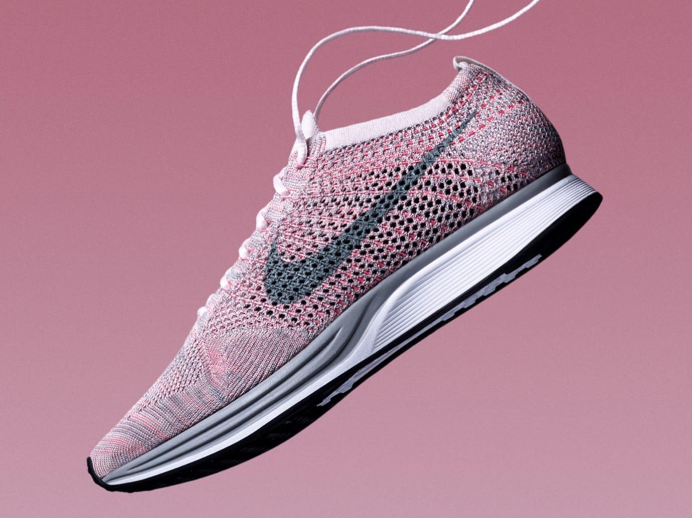 low priced 72fd0 f2c73 Image via Nike Nike Flyknit Racer
