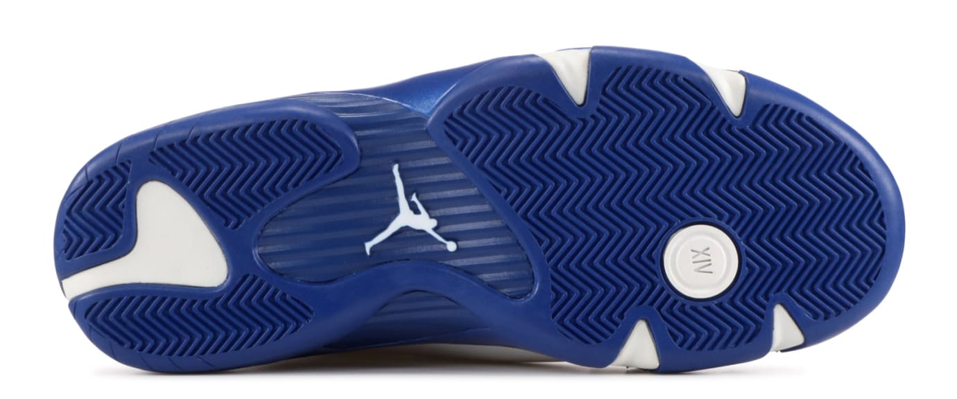 Air Jordan 14 'OVO/Kentucky' (Bottom)