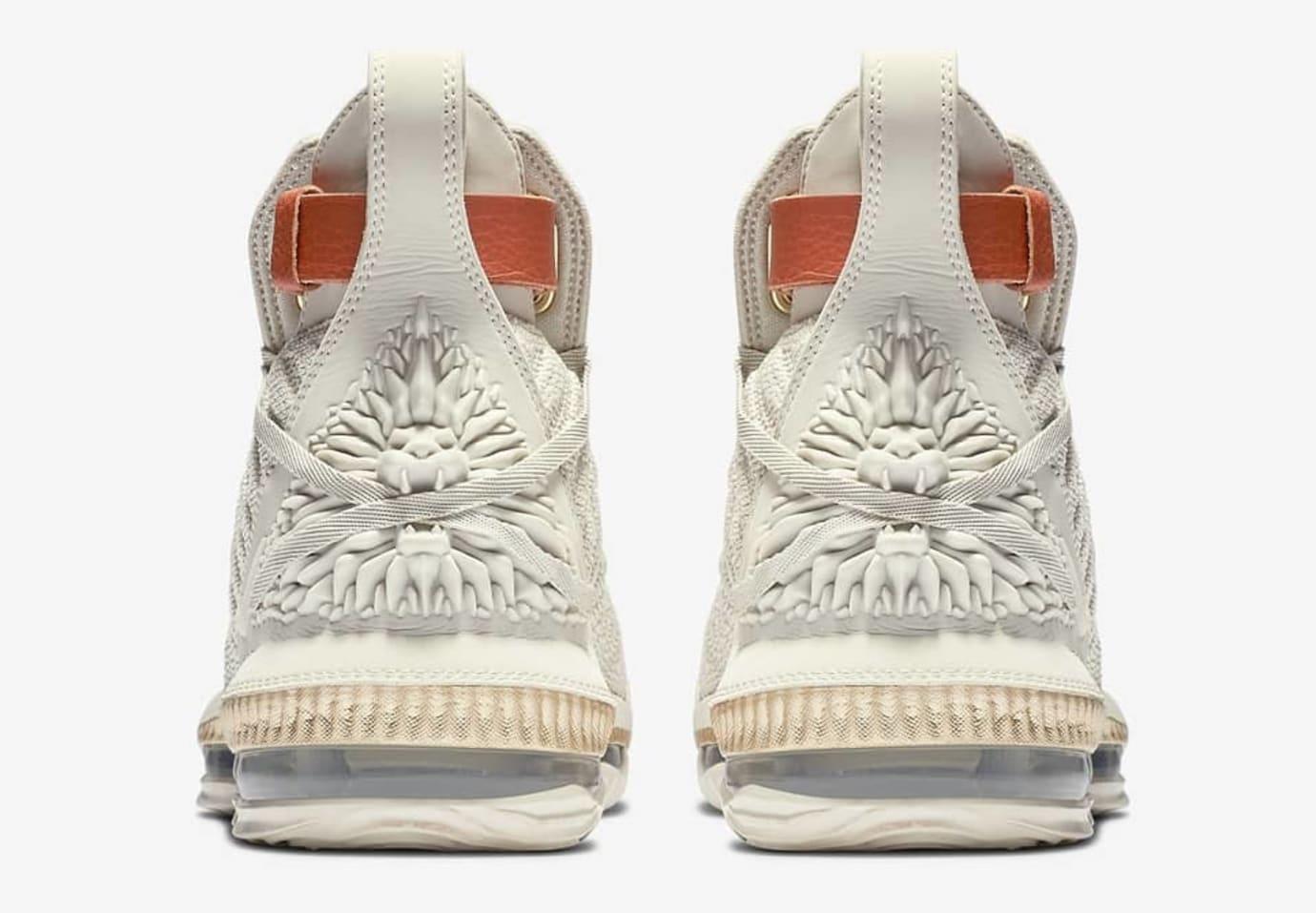 Nike LeBron 16 HFR Release Date Heel