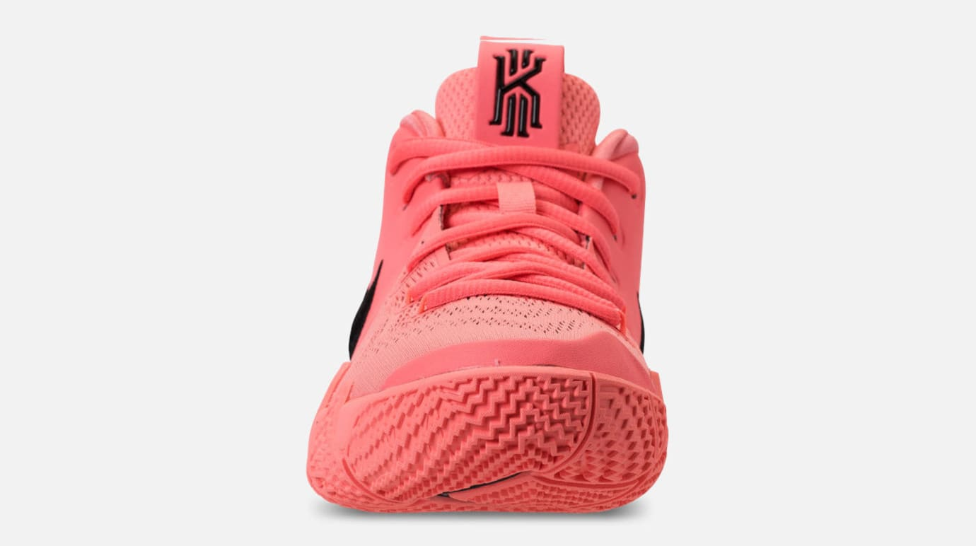 e85f03d90ccf Nike Kyrie 4 GS  Lt Atomic Pink Hyper Pink  AA2897-601 Release Date ...