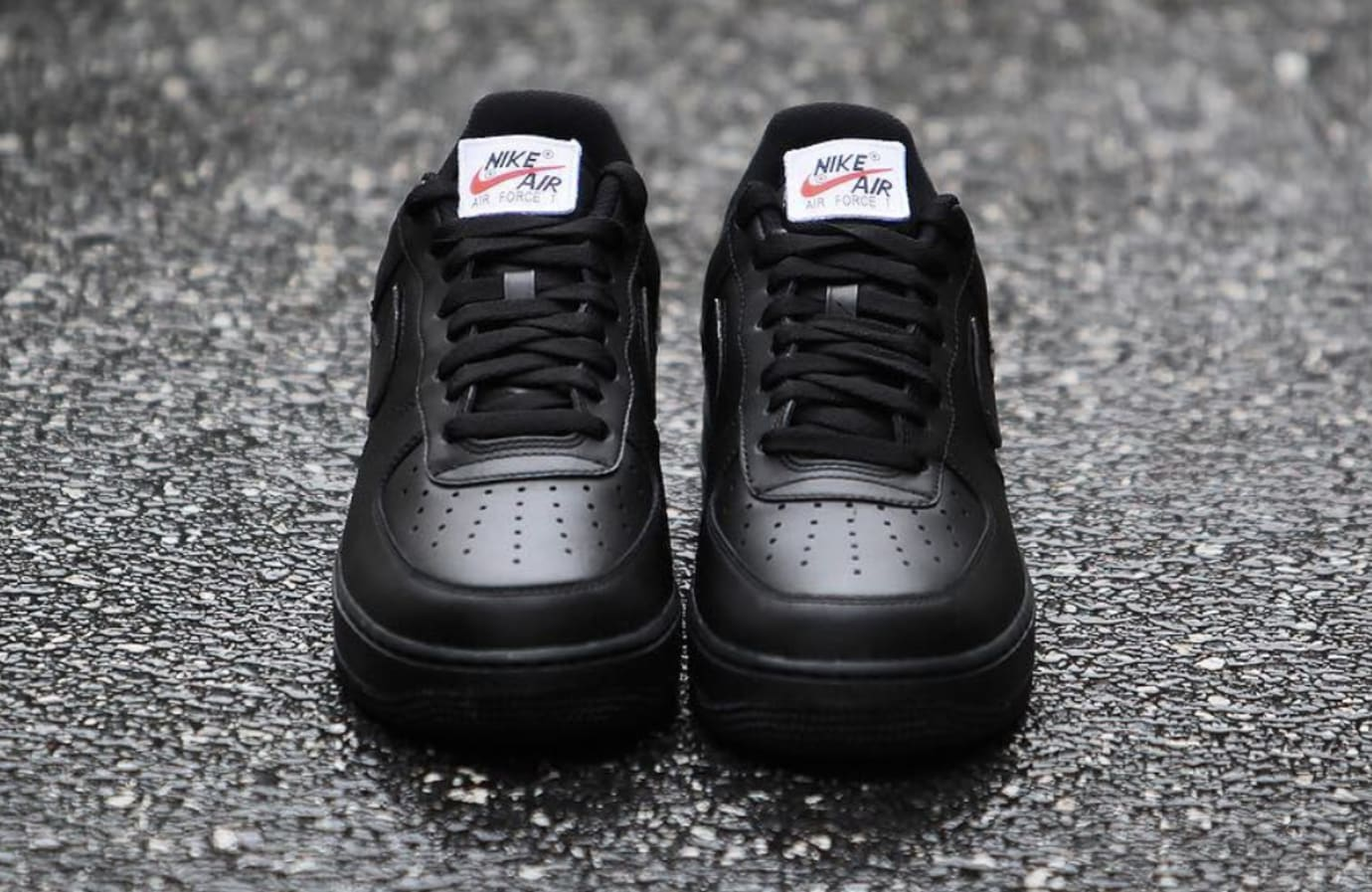 Nike Air Force 1 'All Star/Black' (Front)
