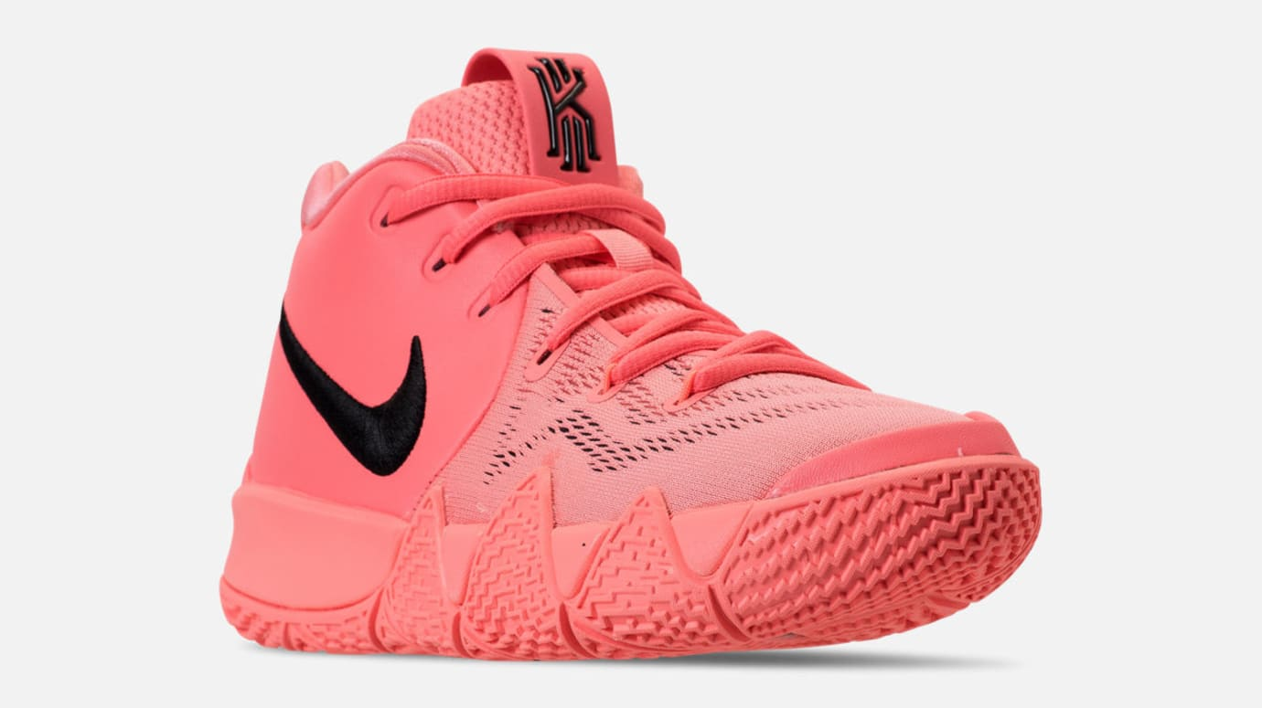 new product 5d30d 6c09b Nike Kyrie 4 GS 'Lt Atomic Pink/Hyper Pink' AA2897-601 ...