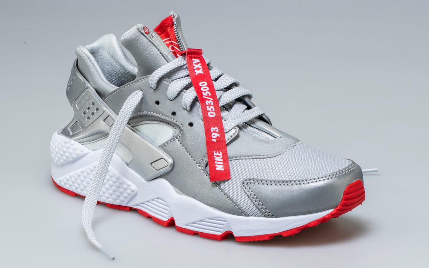 on sale 6eb8a f2367 Image via Shoe Palace shoe-palace-nike-air-huarache-zip-release-date
