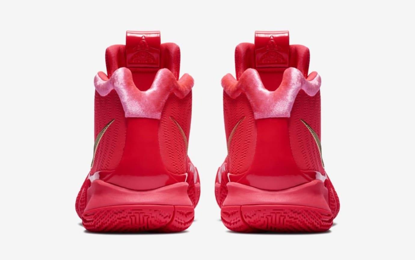 Nike Kyrie 4 'Red Carpet' (Heel)