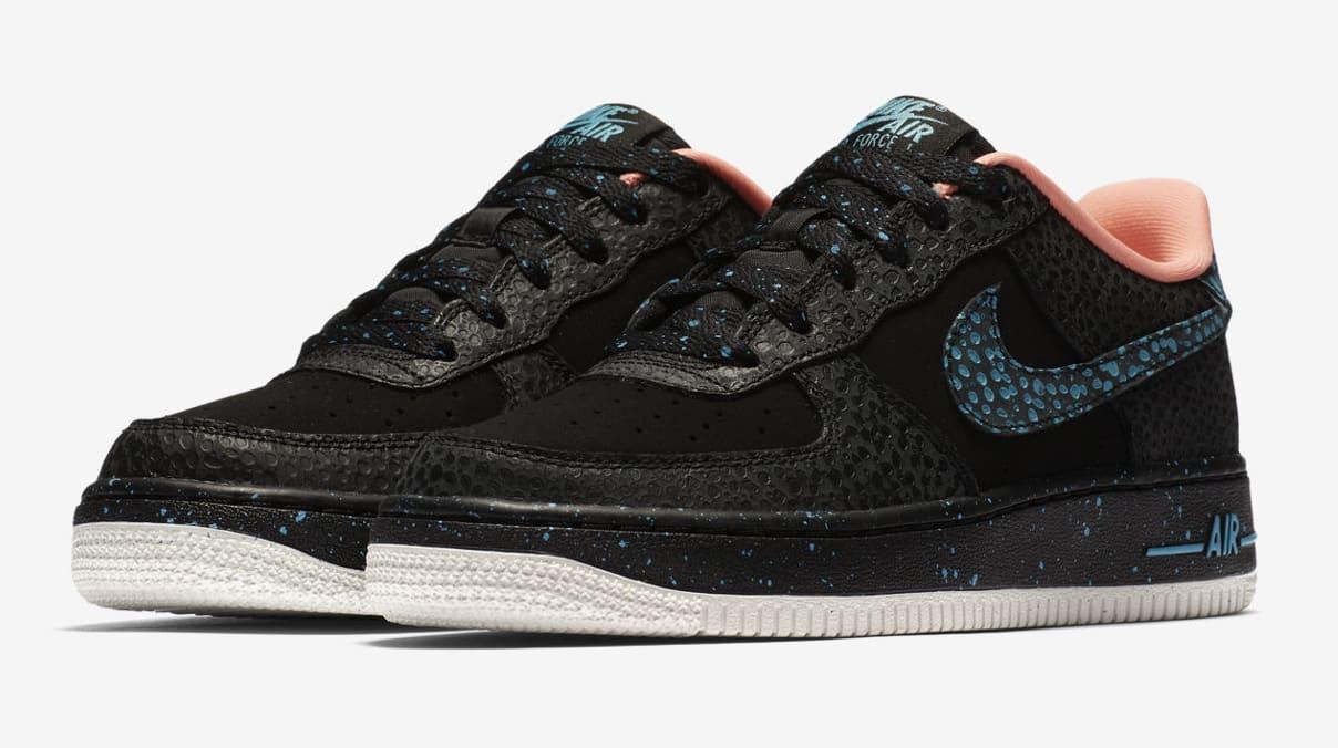 Nike Air Force 1 GS 'Safari' AJ4234-002 (Pair)