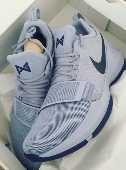 Nike PG1 Glacier Grey Armory Blue Release Date 878627-044