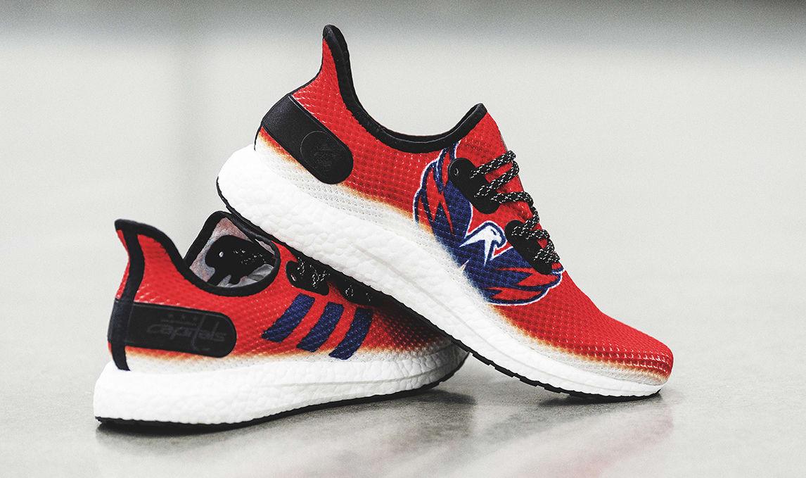 Adidas Speedfactory AM4NHL Washington Capitals EE9618 5