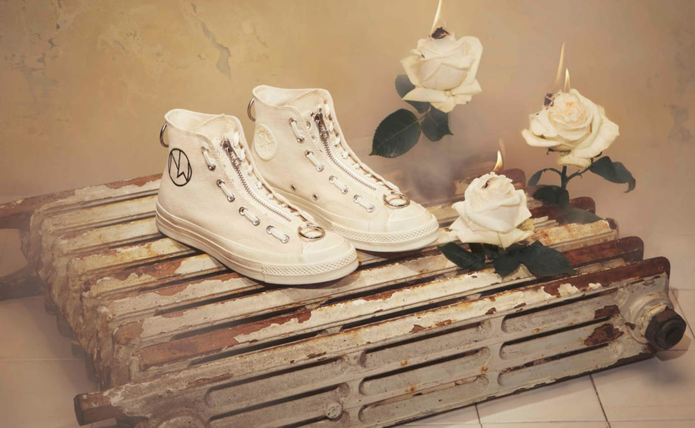 Undercover x Converse Chuck 70 'New Warriors' White 5