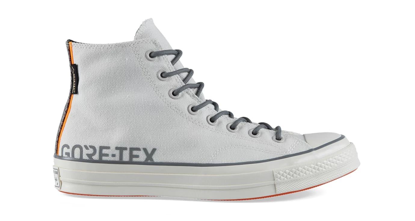 Carhartt WIP x Converse Chuck 70 'Gore-Tex' White (Lateral)