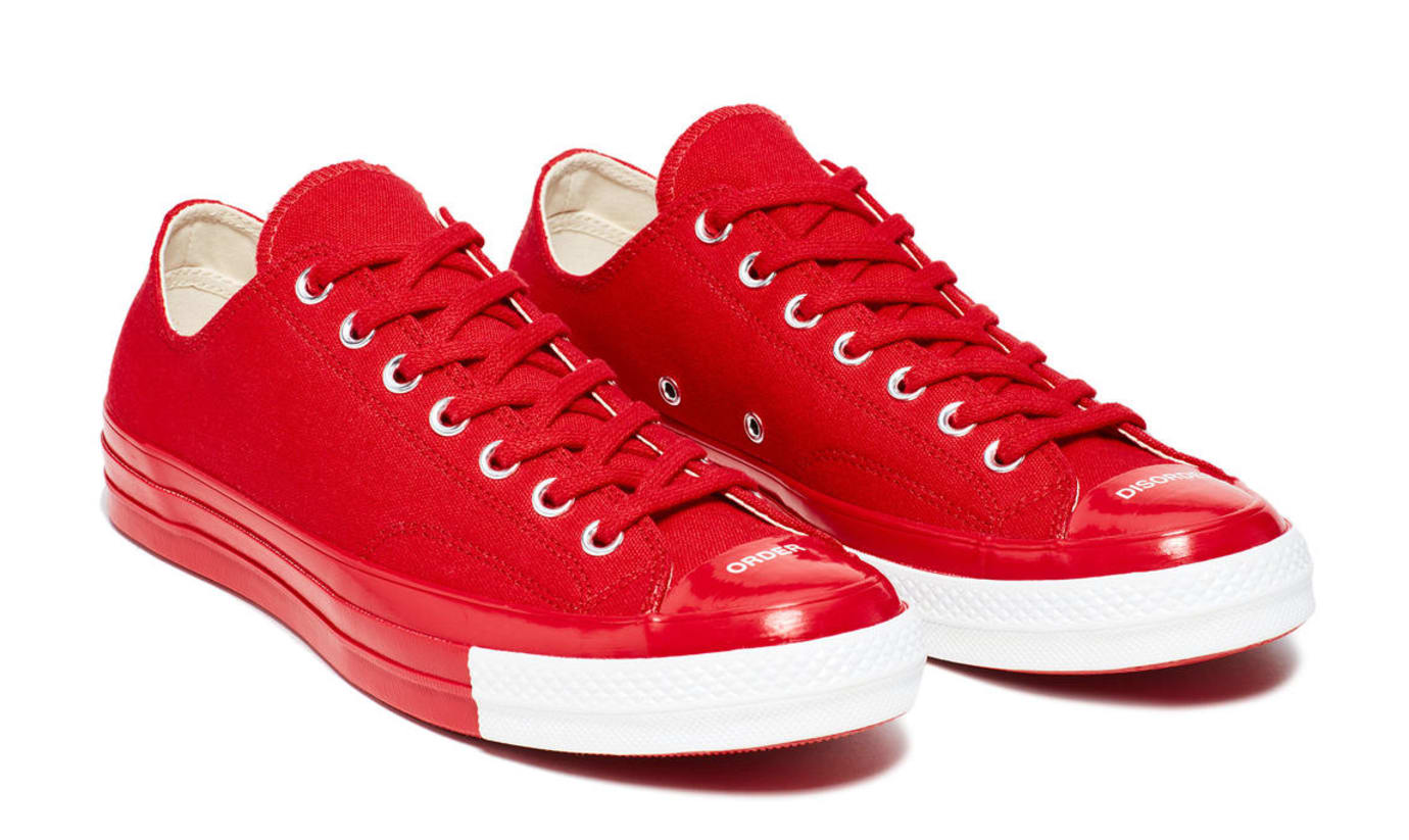 Undercover x Converse Chuck 70 'Red' (Pair)