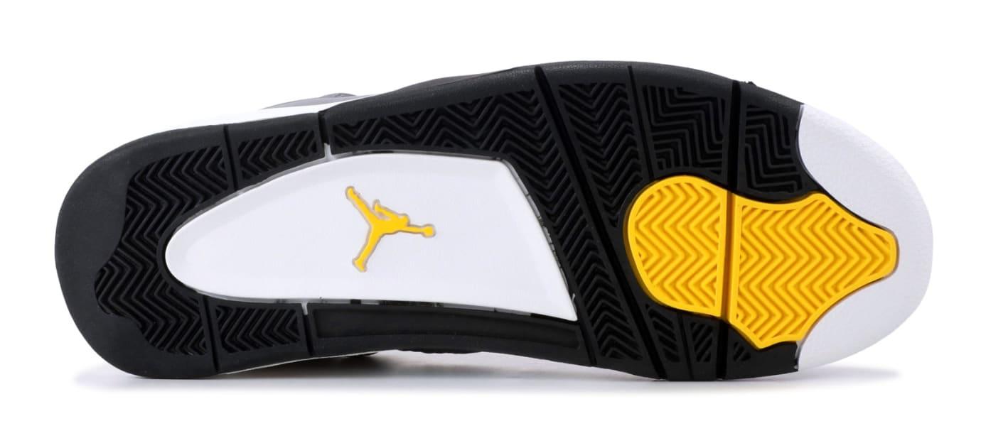 new photos 01dce 8e5bd Air Jordan 4  Cool Grey Chrome-Dark Charcoal-Varsity Maize  (