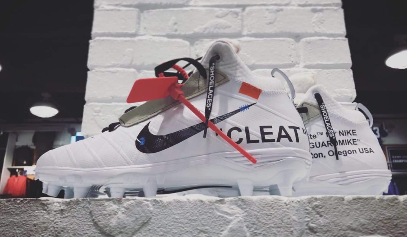 Off-White x Nike Cleats (4)