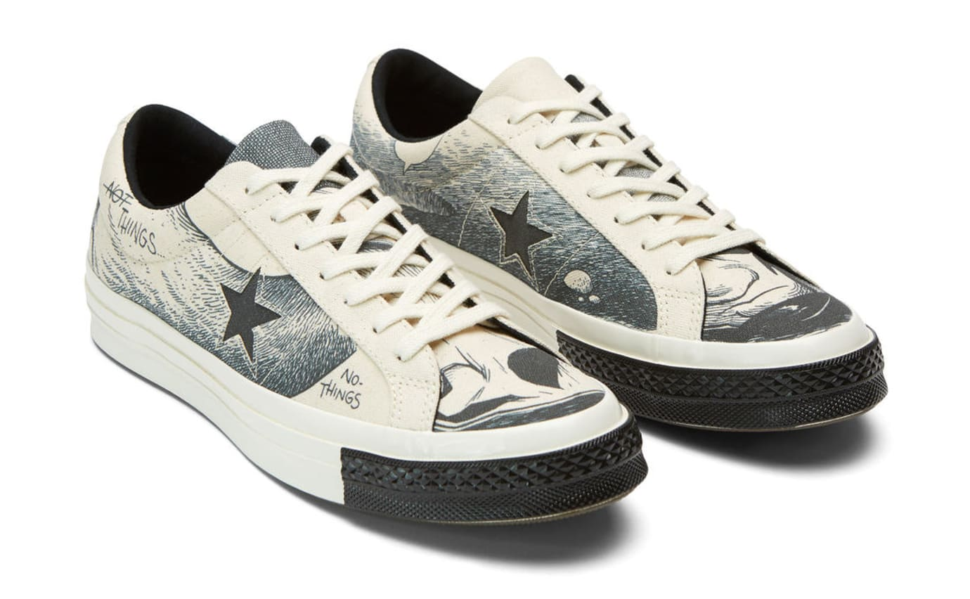 Tyler, the Creator x Converse Artist Series One Star 'Øyvind Lauvdahl' (Pair)
