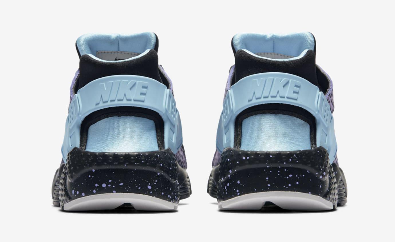 Nike Air Huarache GS AJ3690-001 (Heel)
