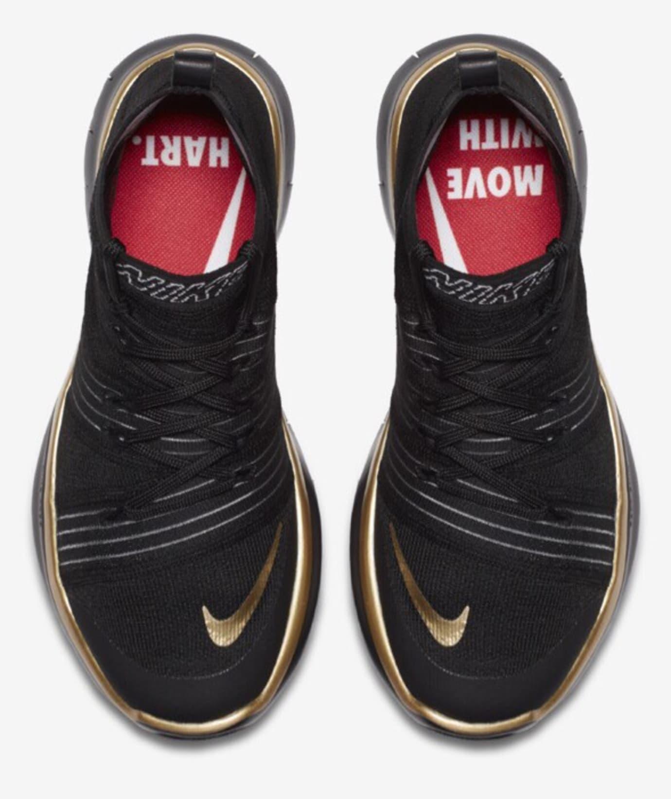 25a2e15229e7 Image via Nike Nike Free Train  Hustle Hart  Night (Top)