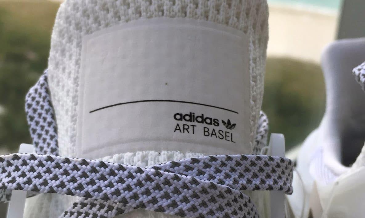 Adidas ADV EQT Miami Art Basel Tongue