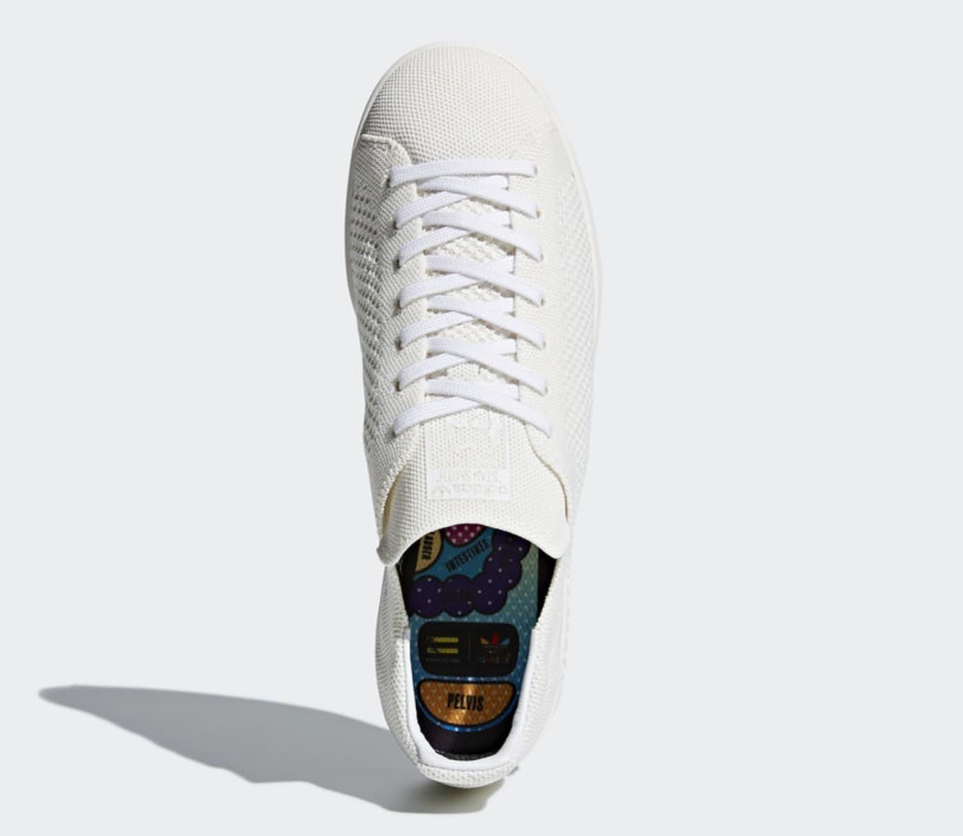 Pharrell x Adidas Stan Smith 'Blank Canvas/Holi' DA9611 1