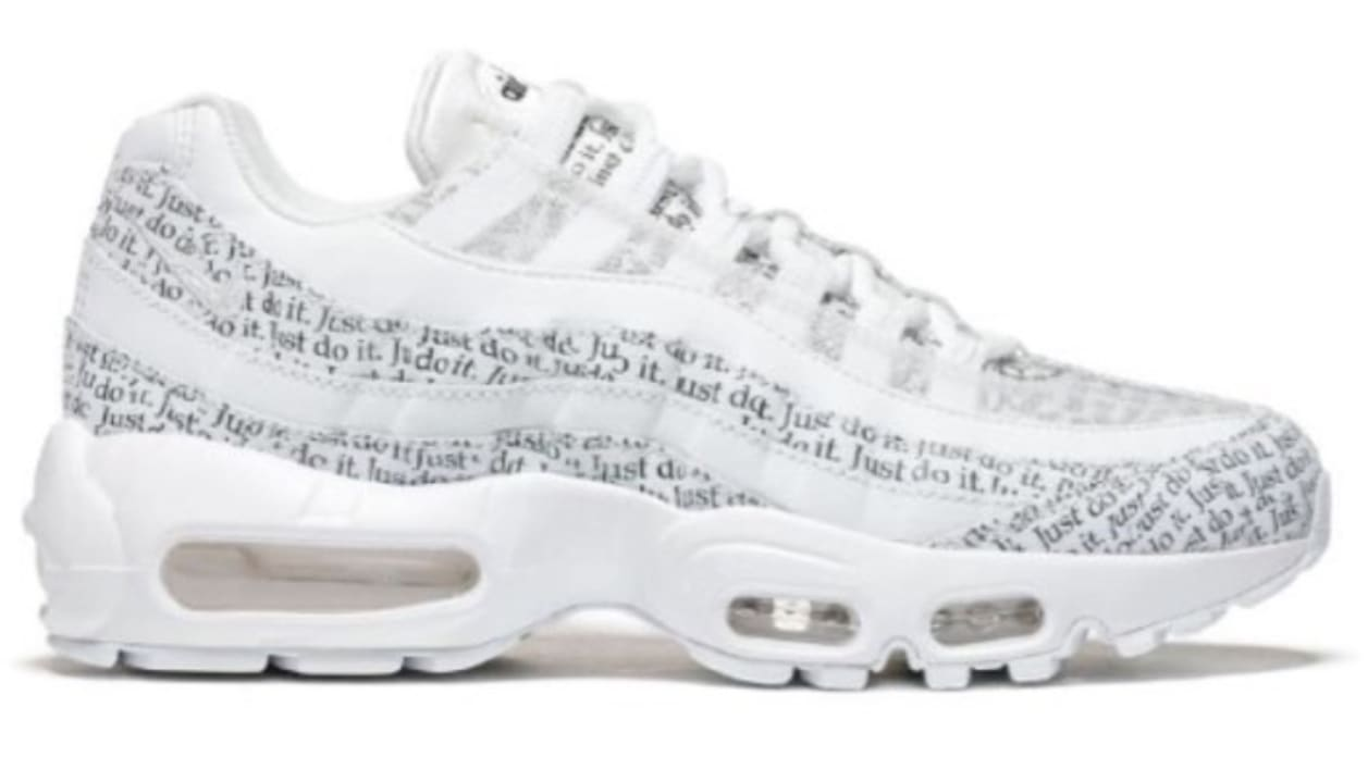 Nike Air Max 95 'Just Do It' Pack (White)