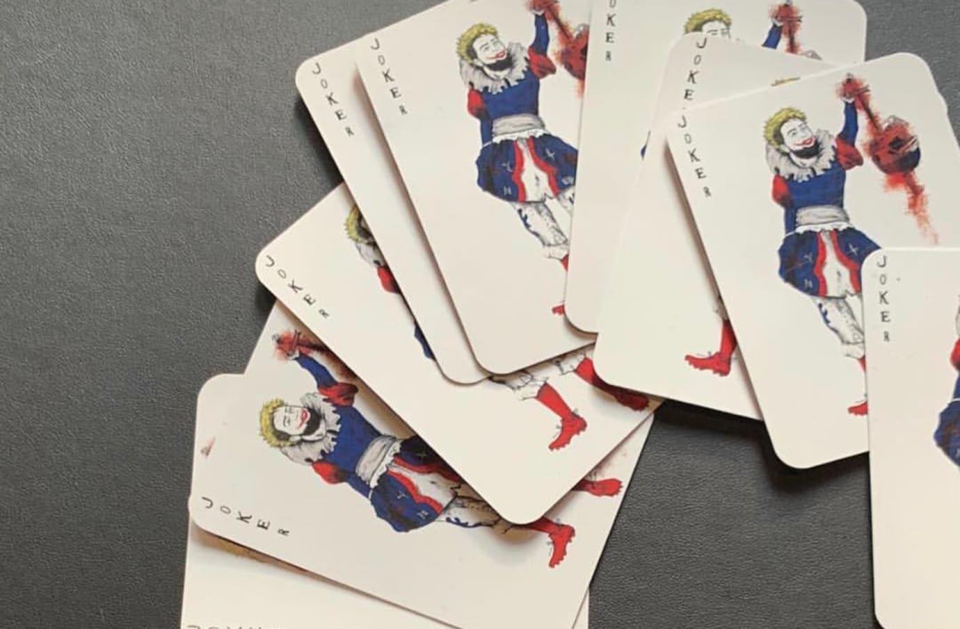 Odell Beckham Jr. Nike 'Joker' Cleats 1