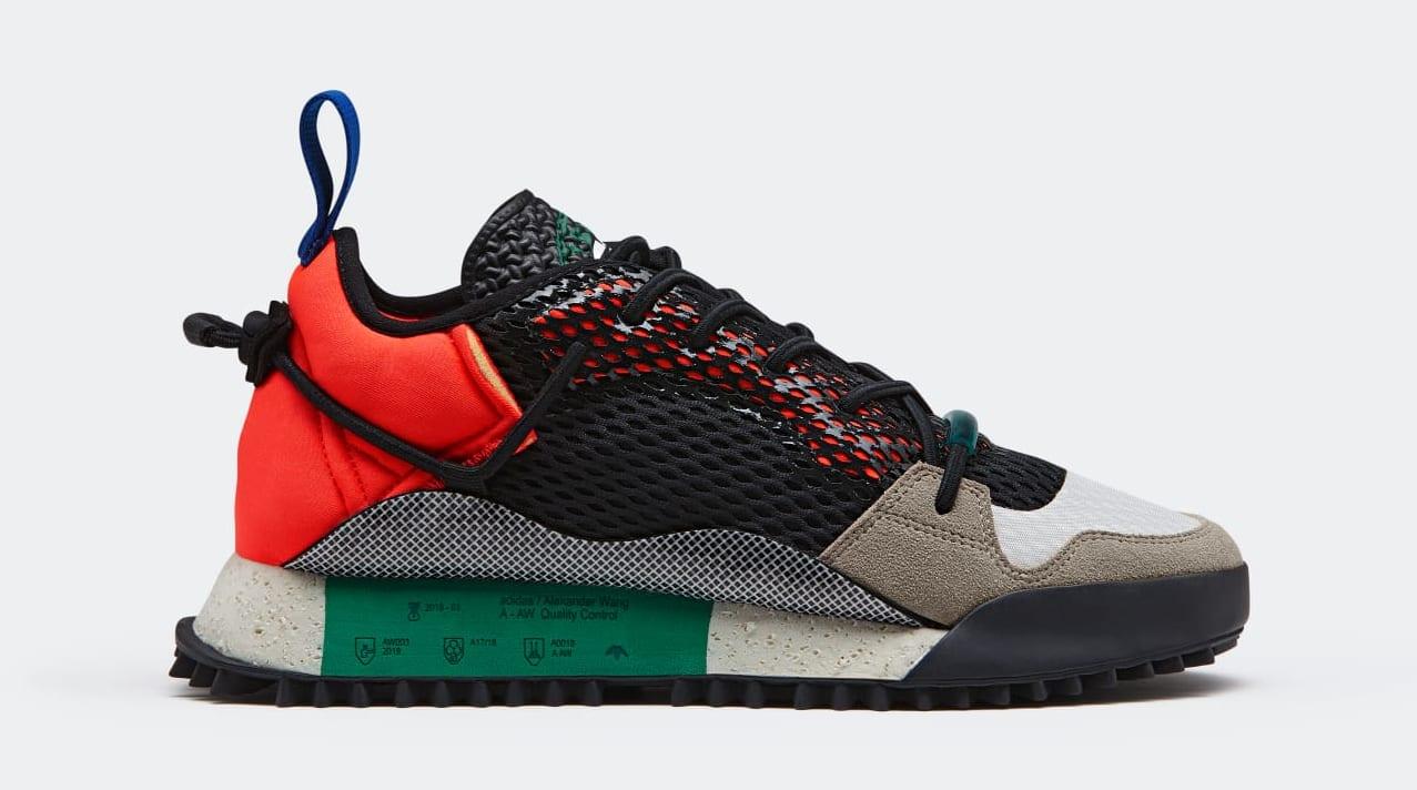 Alexander Wang x Adidas AW Reissue Run AQ1233 (Lateral)