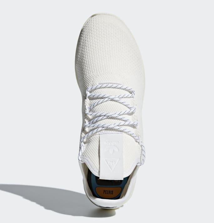 Pharrell x Adidas Tennis HU 'Blank Canvas/Holi' DA9611 1