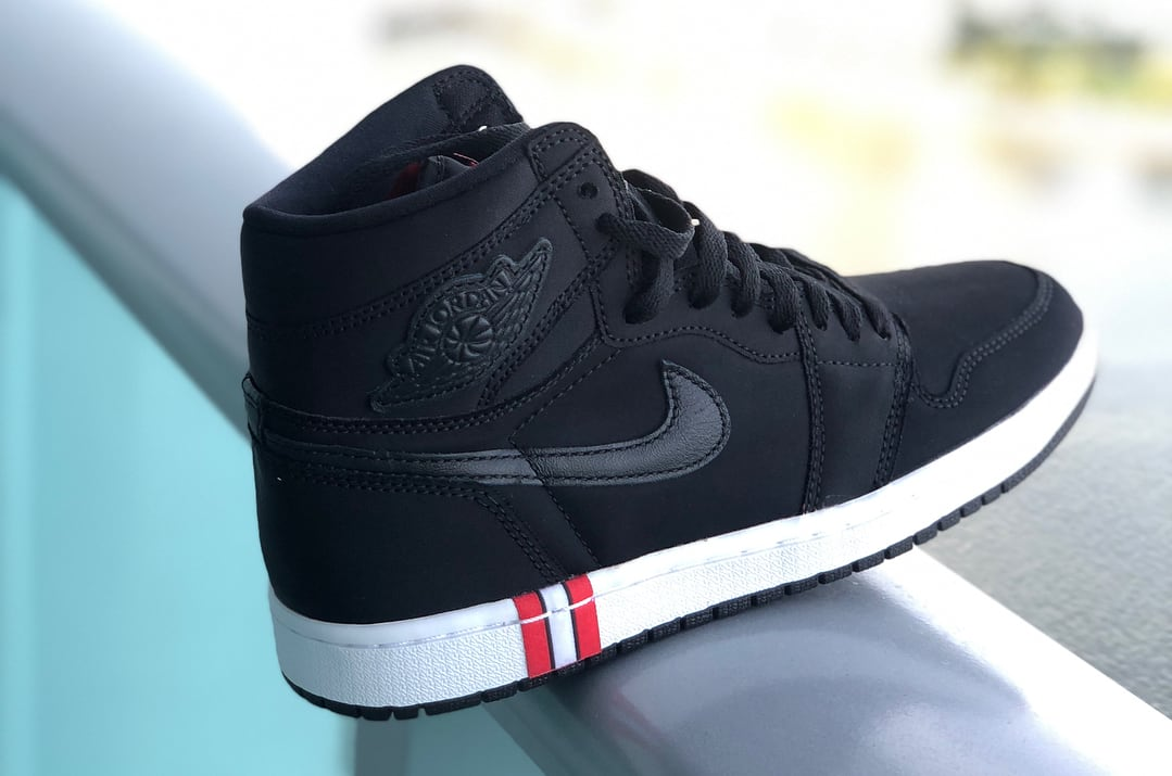 PSG x Air Jordan 1 Release date AR3254-001 Left