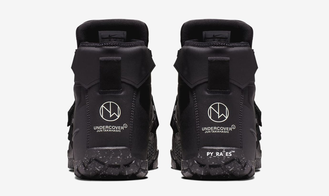 Undercover x Nike SFB Mountain Boot 'Black/Sail' (Heel)