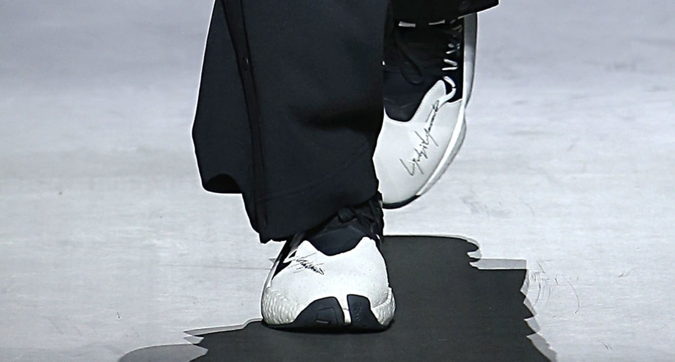 Y-3 James Harden JH Boost FW2018 Runway Show 2