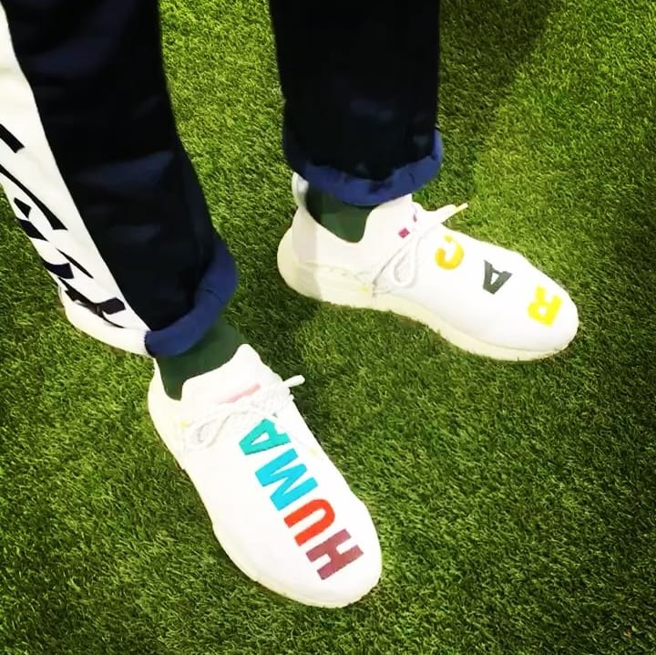 Pharrell Adidas NMD Human Race Birthday