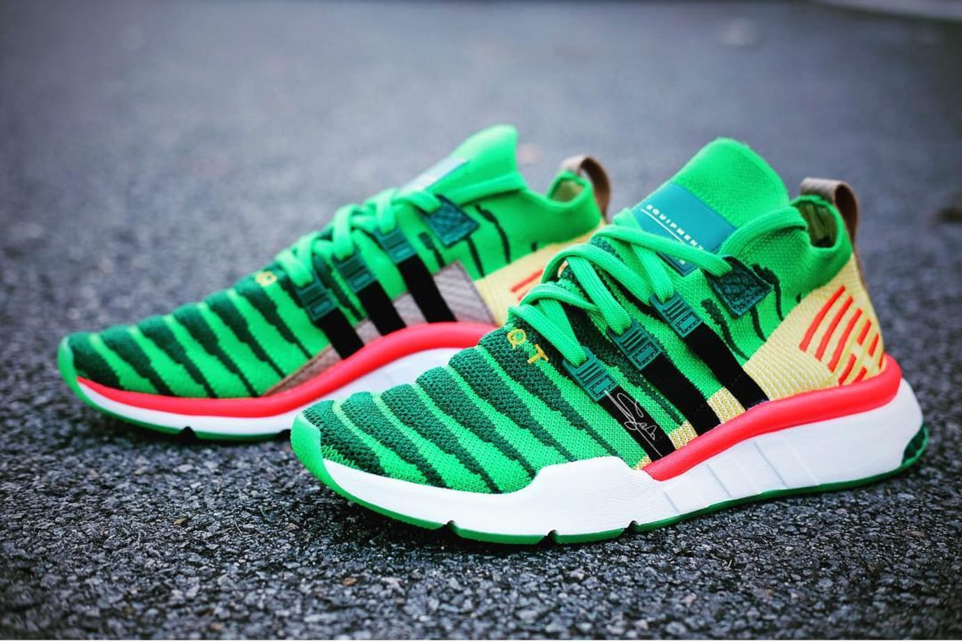 low priced cab07 9a27b ... dbz-x-adidas-shenron