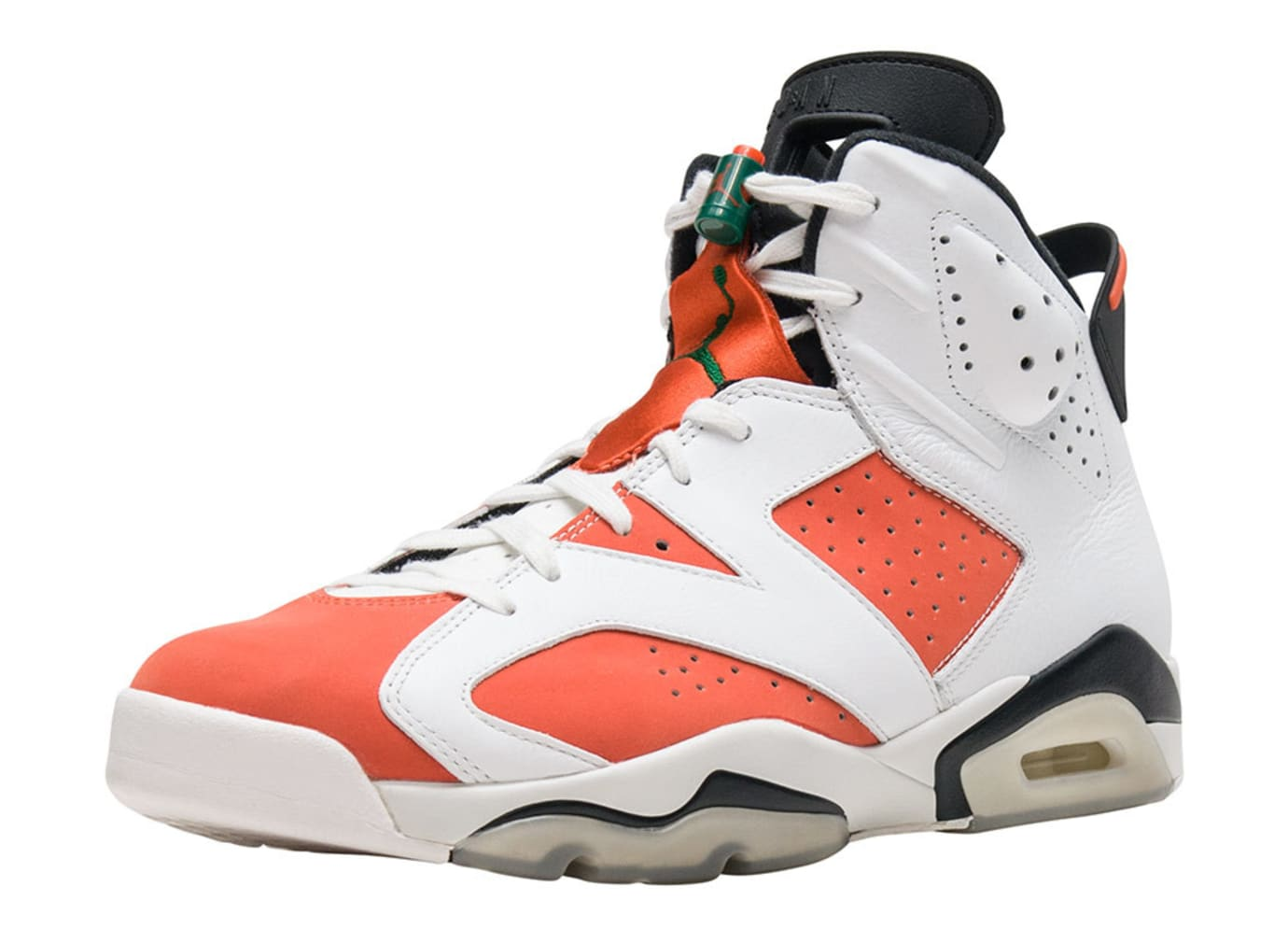 cheap for discount c1351 7fdfc Gatorade Air Jordan 6 Like Mike 384664-145 | Sole Collector