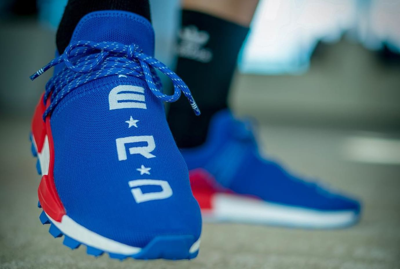 detailed look ccea0 702ff Pharrell x Adidas NMD Hu 'N.E.R.D' ComplexCon 2018 Release ...