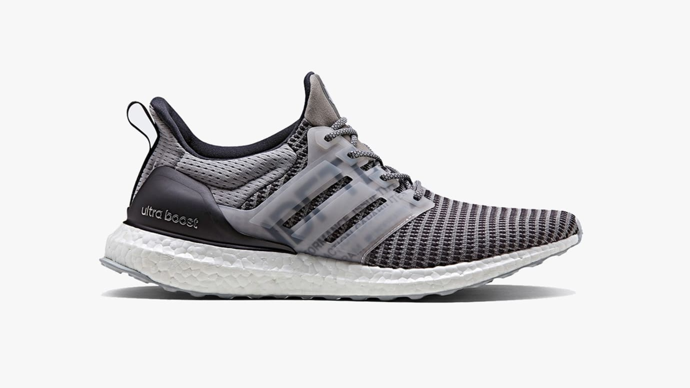 a4fe6717b Undefeated x Adidas Ultra Boost  Shift Grey  CG7148 Release Date