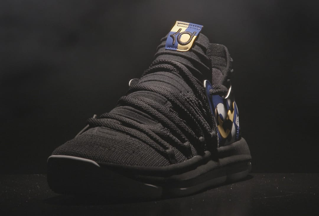 Nike KD 10 Blinders Release Date Front