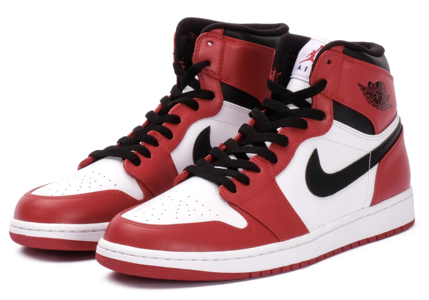 5b0d06e189e4af Air Jordan 1  Chicago  (Todd Gurley) Image via Grailed. Proceeds from all  sales will help purchase sneakers ...
