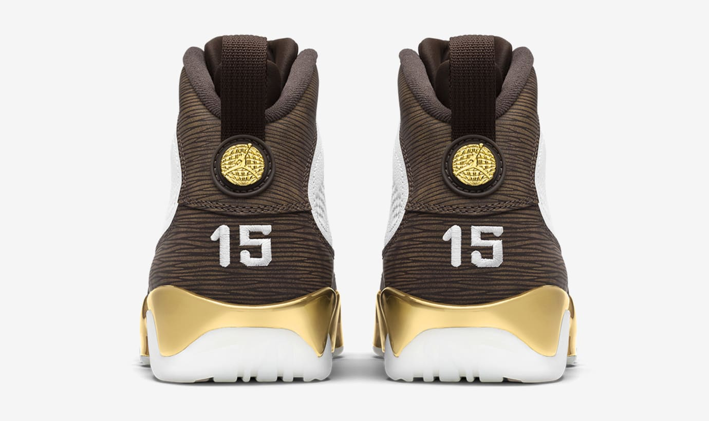 finest selection 55930 856ea Air Jordan 9 IX Melo Trophy Release Date | Sole Collector