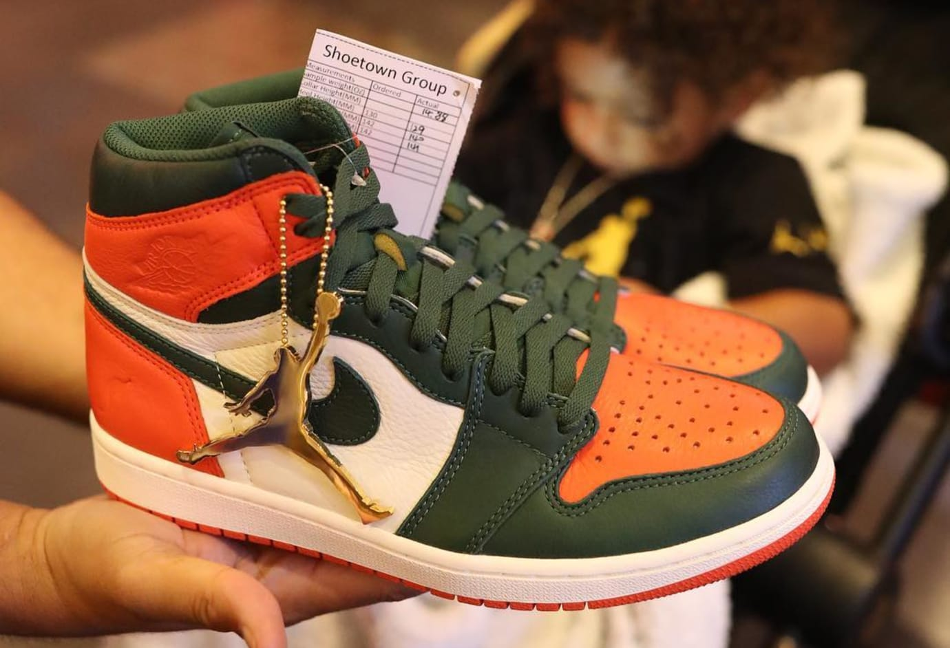 6a6648df9fc SoleFly x Air Jordan 1 High OG Release Date | Sole Collector