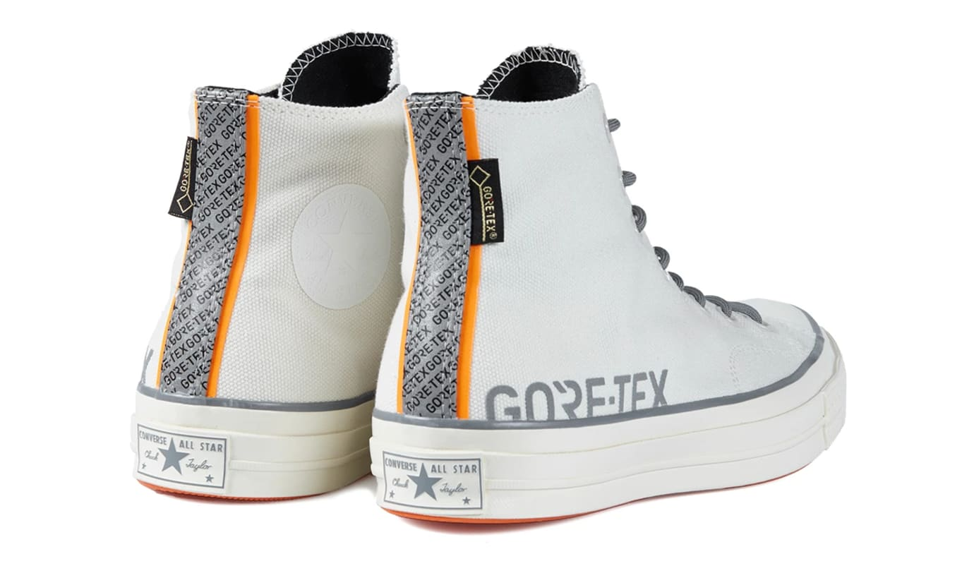 Carhartt WIP x Converse Chuck 70 'Gore-Tex' White (Heel)