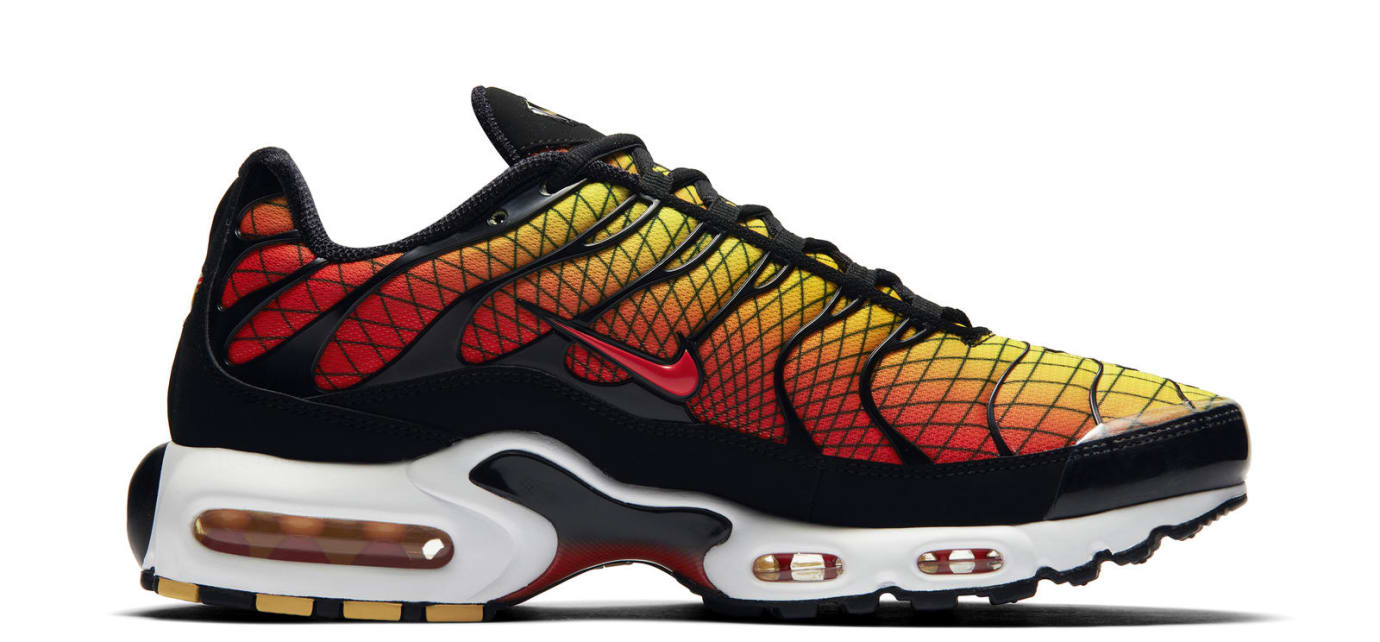 sports shoes 88435 3ace9 Image via Nike Nike Air Max Plus  Greedy  (Medial)