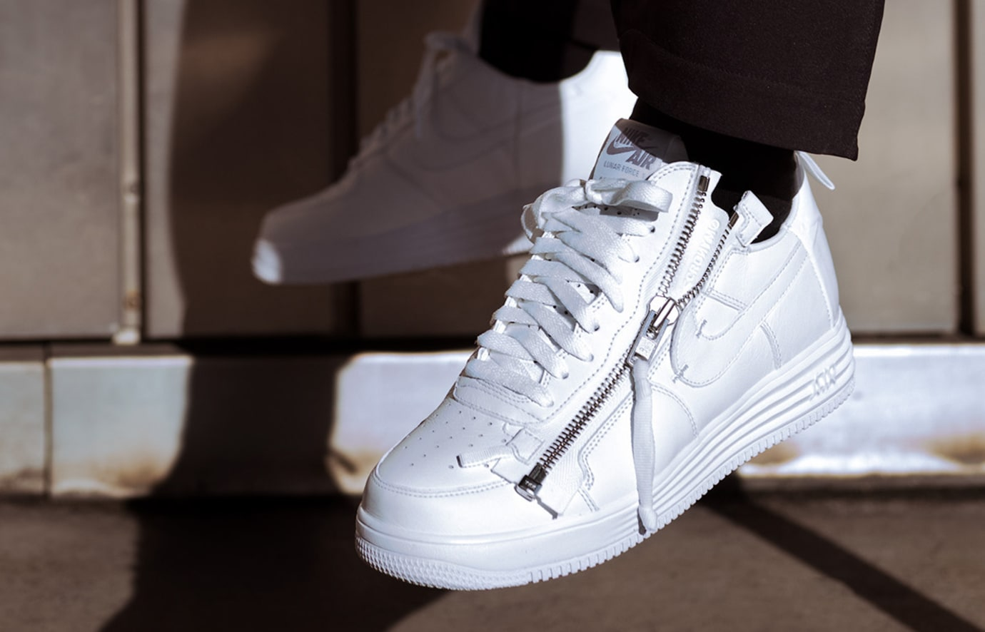 Nike Air Force 1 Roc A Fella Acronym Off White Travis Scott